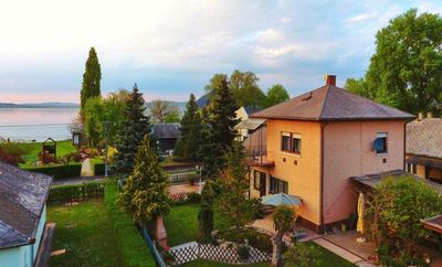 Photo for Holiday apartment Balatonboglár for 8 persons with 4 bedrooms - Holiday apartment