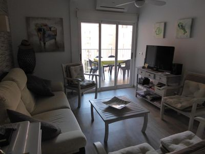 Photo for Apartment near the nautical port and the Grande Playa