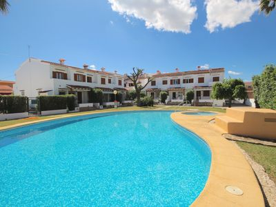 Photo for Casa Gisela by the sea with communal pool AT-441-550-A