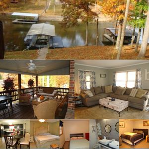Photo for Lake house for rent on Lake Barkley in Western Kentucky.  This is a must see!