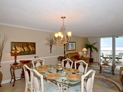 Photo for Shoreline Towers 1065 -  Two bedroom located on the beach ... come enjoy!!
