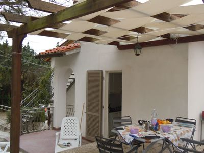 Photo for Apartment 350 meters far from the beach and is suitable for 5/6 people