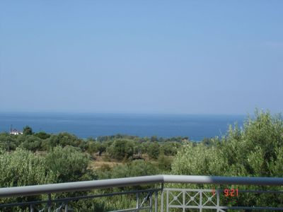 Photo for Maisonette near the sea with sea view