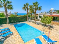 We have had a lovely week at villa Eleni. The villa is spotlessly clean. The pool a good size. Th...