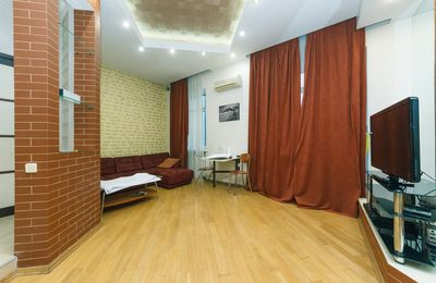 Photo for Two-room. Luxe 20 V.Vasylkivska. With a sauna - Studio Apartment, Sleeps 3