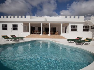 Photo for Castilla Bella, 3 Bd, 3.5 Bthrm, Luxury Villa with private Pool