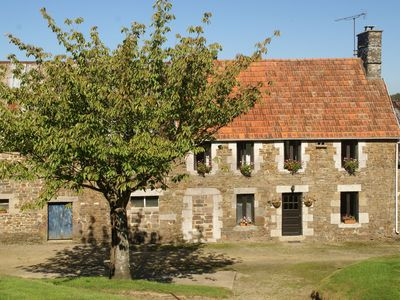 Photo for Lovely holiday home with 9 ha estate in surroundings with lovely daytrips
