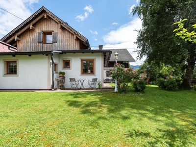 Photo for Simplistic Holiday Home in Bad Mitterndorf with Balcony