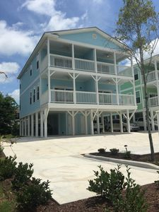 New beautiful 3 bedroom/3 full bathroom Beach Home and near-ocean front