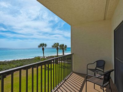 Photo for Palms C7 - Seagrove Beach - Gulf Front!