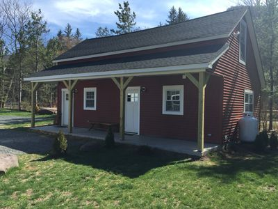 Photo for New 1 Br Barn Home Near Schoharie Creek In Hunter Village