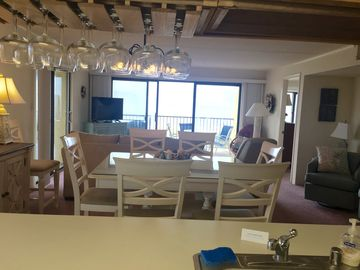 Beautiful Oceanfront Condo! Total remodel in process! Be the 1st to enjoy!