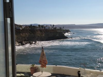 Photo for Eclectic/Artsy Cliff-side Villa with Spectacular Ocean View