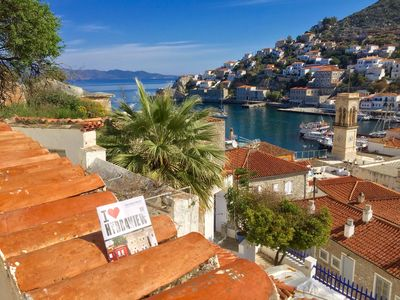 Photo for Captain's home port view -wifi-walking distance from port and beach