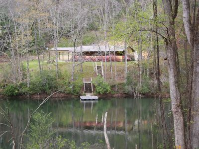 Photo for Easy Acess To Cherohala Skyway And Joyce Kilmer Forrest, Fishing and Swimmimng