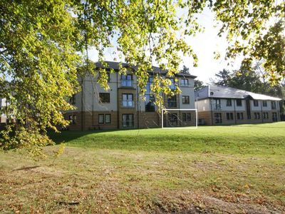 Photo for Newly Refurbished Apartment set in impressive wooded grounds