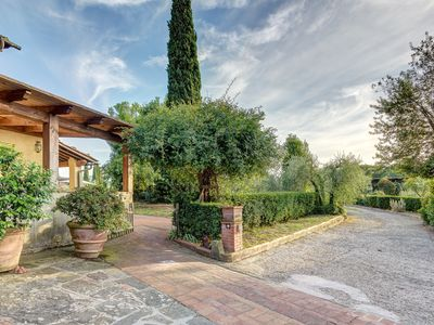 Photo for Villa La Clessidra is located in an ancient estate in Tuscan countryside.