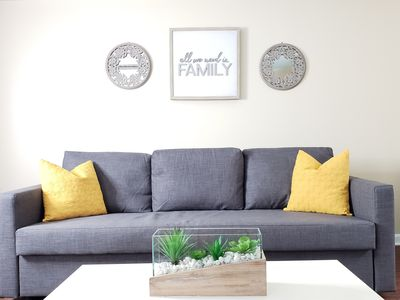 Photo for Comfortable Philly Apartment - Art Museum Area
