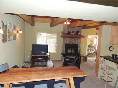 Photo for Bright and spacious corner unit close to shuttle stops #122