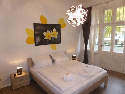 Photo for 3 rooms, up to 7 persons, luxuriously furnished, 'Carnation'