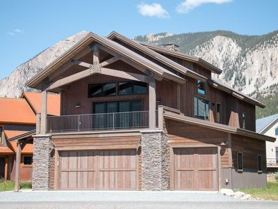 Photo for New Crested Butte Home- 3 car garage