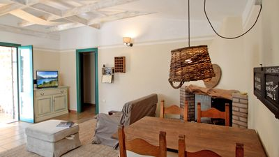 Photo for CASA MES`AGUSTU / Relax total - for uncomplicated beach-family vacation, WIFI