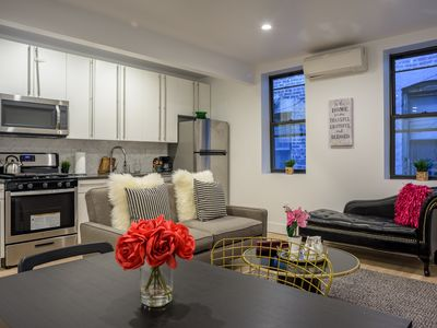 Photo for Stunning 4 BED 2 BATH Duplex Brand New Best NYC neighborhood