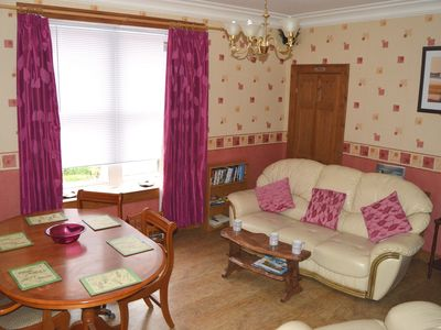 Photo for Attractive, Refurbished, Victorian Holiday Apartment in Central Kirkcaldy Fife