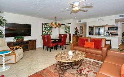 Photo for Firethorn 610 - 2 Bedroom Condo with Private Beach with lounge chairs & umbrella provided, 2 Pool...