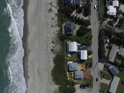 Photo for Melbourne Beach Direct Oceanfront Best Location on the Space Coast