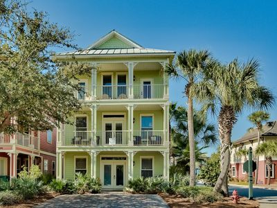"""Photo for """"Seaside Therapy"""" Rare 6 BDRM Steps Away From Resort Pool & Spa!"""