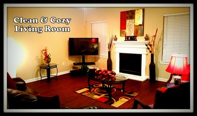 Photo for 2BR Apartment Vacation Rental in Houston, Texas
