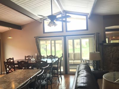 Photo for modern recently renovated home in Estes Park