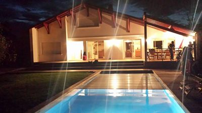 Photo for Jewel of the Basque Country: Between swimming pool and beaches, Villa ultra-equipped.