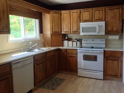 Photo for 3 bedrooms - Sleeps 6- Minutes to Wood and Kalamalka Lake