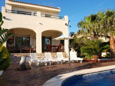 Photo for 3BR Villa Vacation Rental in Les Tres Cales, Catalunya