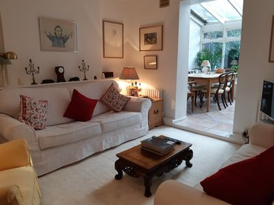 Photo for Charming One Bed Garden Flat in Notting Hill London -call owner 2019 vacancies
