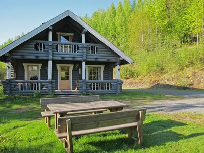 Photo for Vacation home Sinisorsa (FIJ073) in Tuusniemi - 6 persons, 2 bedrooms