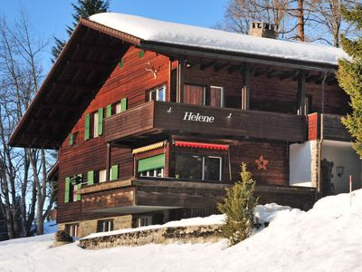 Photo for Apartment Helene  in Wengen, Bernese Oberland - 2 persons, 1 bedroom