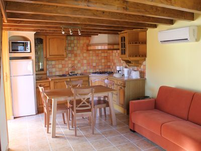 Photo for Cottage 45 m2 for 2 to 3 people. on the edge of the Auvergne Volcanoes Park