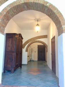 Photo for La Galluzza 17, a luxurious and charming apartment in the historic center of Siena,