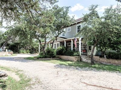 Photo for Sprawling 3-Home Retreat on 4 Acres - Great for Wedding Groups & Large Families