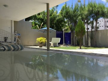4 bedroom house close to the sea on the beach of Bess - 2 suites