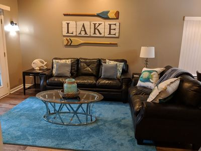 Photo for Newly Remodeled Condo: Lake, Oaklawn, Historic Downtown