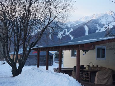 Photo for Stunning River Front Acreage between Ski Hill and Town, Full Detached Home