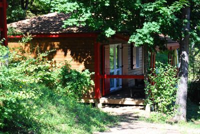 Photo for Camping La Pinède **** - 3 room chalet 4 people