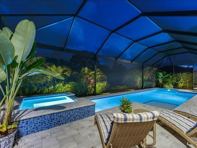 Photo for JANUARY DATES STILL OPEN * Luxurious Private Pool & Spa Home