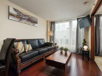 Photo for FURNISHED COZY SUITES IN Old MTL!!!!  FREE INDOOR PARKING