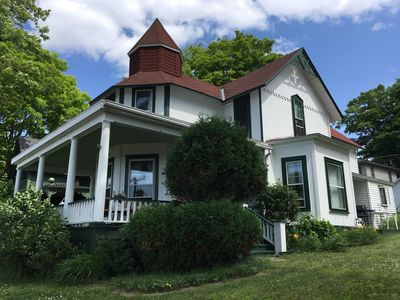 Photo for Bay View (Petoskey) Historic Cottage