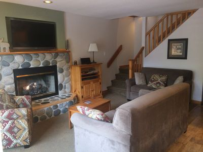 Photo for 2 BR/2 BA Townhouse on Blackcomb Mountain